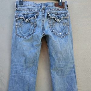 True Religion Billy Big T Heritage BootCut